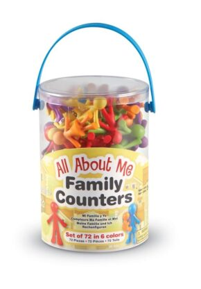FAMILY COUNTERS - TUB OF 72