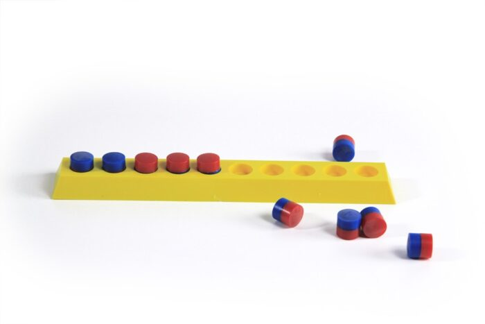 PEG BOARD NUMBER TRACK TO 10