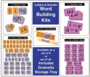 WORD BUILDING KIT - CLASS