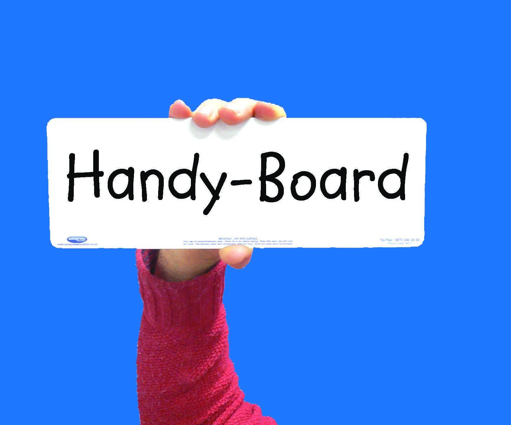 HANDY-BOARD/PEN/BAG