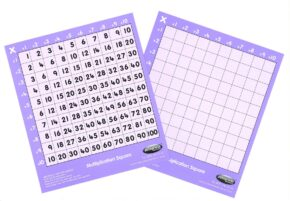 CHILD'S MULTIPLICATION SQUARE - SMALL