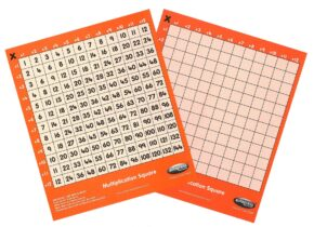 CHILD'S 12x12 MULTIPLICATION SQUARE - SMALL