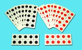 TENS FRAMES - TENS CARDS (SET OF 20)