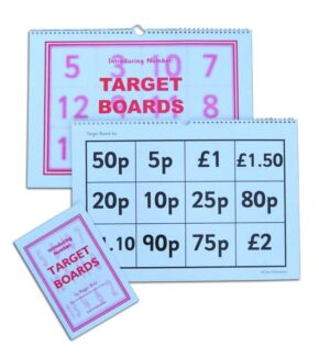 TARGET BOARD (AGES 5-7)
