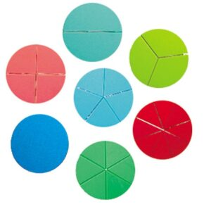 CIRCULAR FRACTION SET