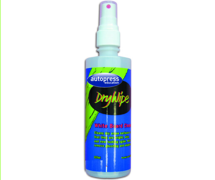 Drywipe White Board Cleaner