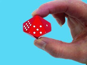 TEN SIDED SPOTTED DICE