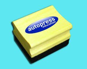 WOODEN WHITEBOARD ERASER