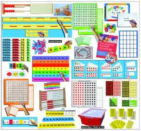 MATHS RECOVERY - GROUP KIT 'Red Book'